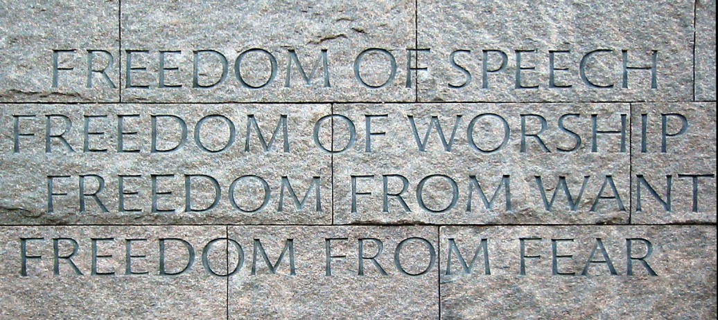 FDR's Four Freedoms