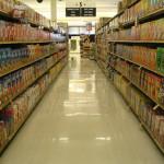 "The ""Corn Soy Wheat"" aisle."