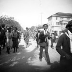 Emancipation Day Parade, St. Augustine, FL 1920