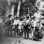 Juneteenth Musicians, Austin 1900