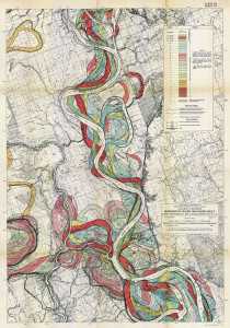 Mississippi River Meander Belt, 1944