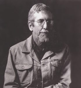 Jim Corbett, who quietly began the Sanctuary Movement in Tucson, AZ.