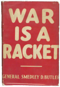 War Is A Racket Book Jacket
