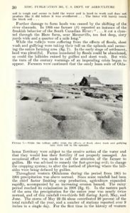 Page 30 from McDonald's study of erosion in Oklahoma, 1938.