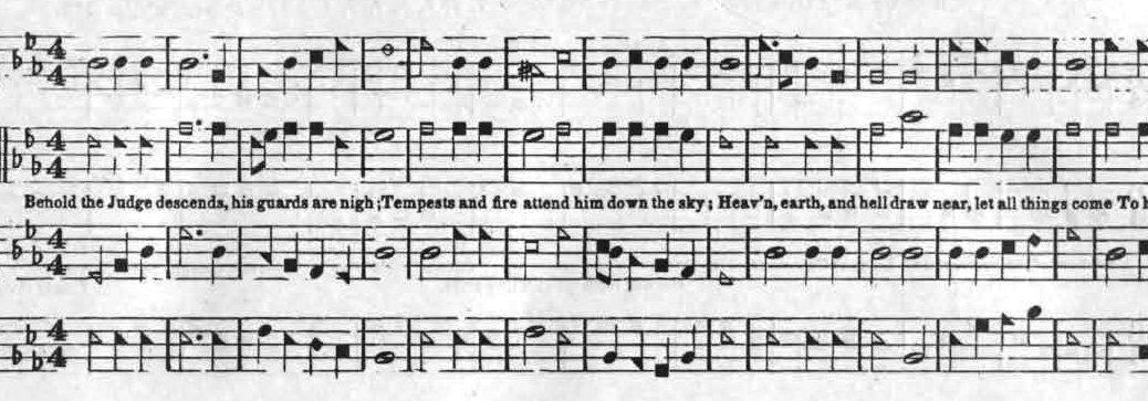 Sacred Harp 5th Edition, page 151