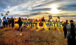 Standing Rock Water Protectors, 2017.