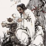 Tea Master Lu Yu.